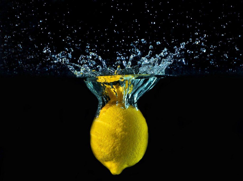 Limón como desinfectante